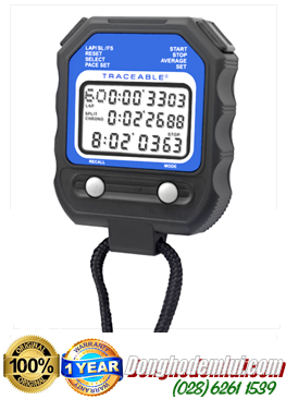 Đồng hồ bấm giây 60 Laps - 1025 Traceable® 60-Memory Stopwatch