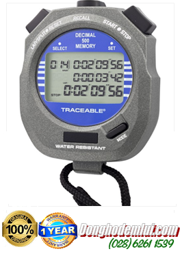 Đồng hồ bấm giây 500 Laps -1031 Traceable® Decimal Stopwatch