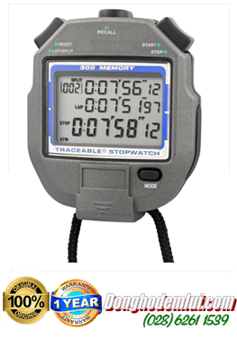 Đồng hồ bấm giây 300 Laps - 1052 Traceable® 300-Memory Stopwatch