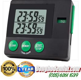 Đồng hồ đếm lùi hẹn giờ  5006 Traceable® Two-Memory Timer  chính hãng