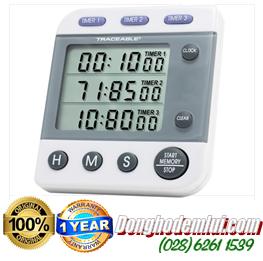 Đồng hồ đếm lùi hẹn giờ 5008 Traceable® Three-Line Alarm Timer