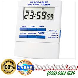Đồng hồ đếm lùi hẹn giờ 5015 Traceable® Talking Timer  chính hãng