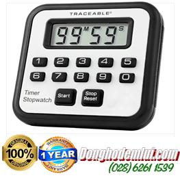 Đồng hồ bấm giây đếm lùi và tiến 5020 Traceable® Alarm Timer/Stopwatch