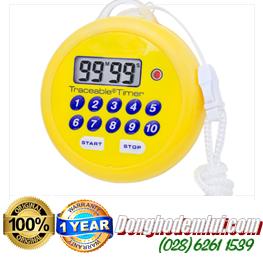 Đồng hồ bấm giây đếm lùi - đếm tiến 5036 Traceable® Water-Resistant, Flashing Timer