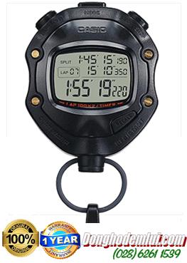 Đồng hồ bấm giây Casio HS-80TW -100Laps chính hãng CASIO