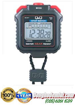 Đồng hồ bấm giây Q&Q HS-43J001Y chính hãng Q&Q Citizen Nhật