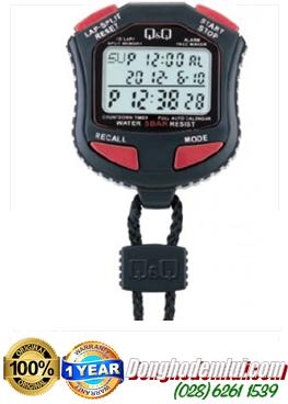 Đồng hồ bấm giây Q&Q HS45J003Y chính hãng Q&Q Citizen Nhật (Bảo hành 1 năm)