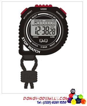 HS48J001Y; Đồng hồ bấm giây Q&Q HS48J001Y chính hãng| Hàng có sẳn