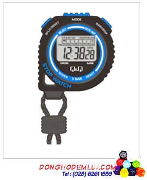 HS48J004Y; Đồng hồ bấm giây Q&Q HS48J004Y chính hãng| Hàng có sẳn