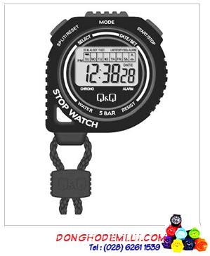HS48J002Y; Đồng hồ bấm giây Q&Q HS48J002Y chính hãng| Hàng có sẳn